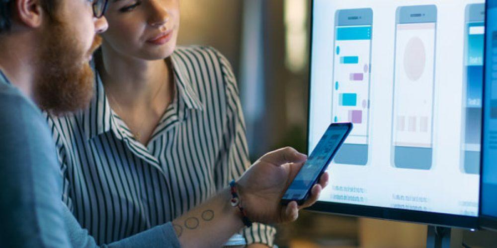 Faire appel aux prestations d'une agence pour développer une application mobile