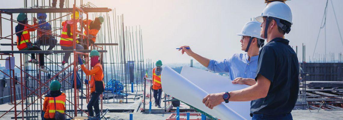 Travaux de rénovation et de construction de bâtiment : engager une entreprise spécialisée