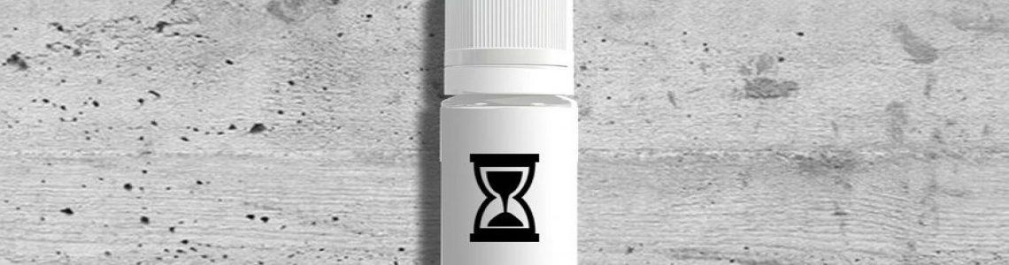 Combien de temps dure une fiole de 10ml de e-liquide ?