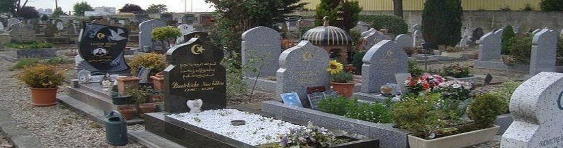 Conseils pour l'achat d'une pierre tombale musulmane