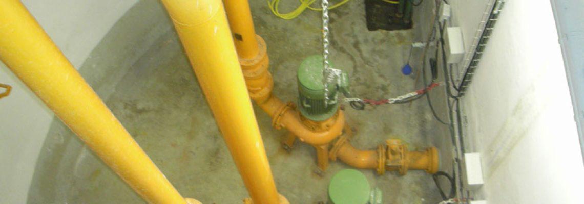 Relevage des eaux usées : bien choisir sa station de relevage