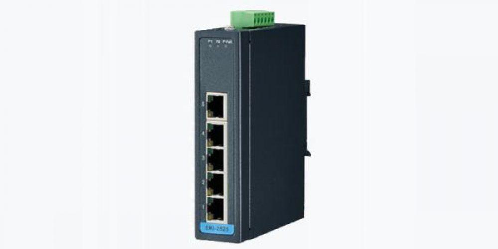 Pourquoi choisir un switch industriel ?
